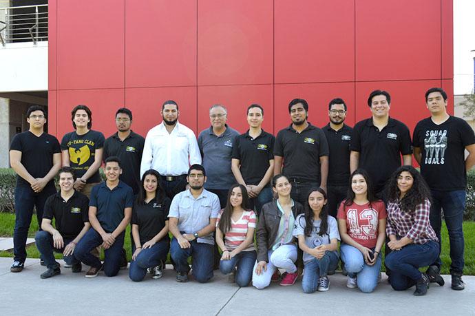 Diseñan alumnos de Ingeniería robot submarino