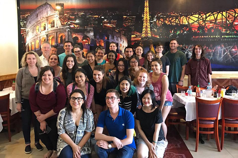 Universitarios de USA Y México comparten experiencias en CETYS