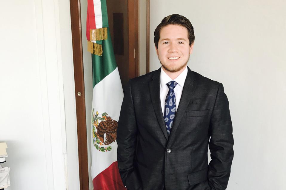 Defiende egresado CETYS patrimonio natural de México