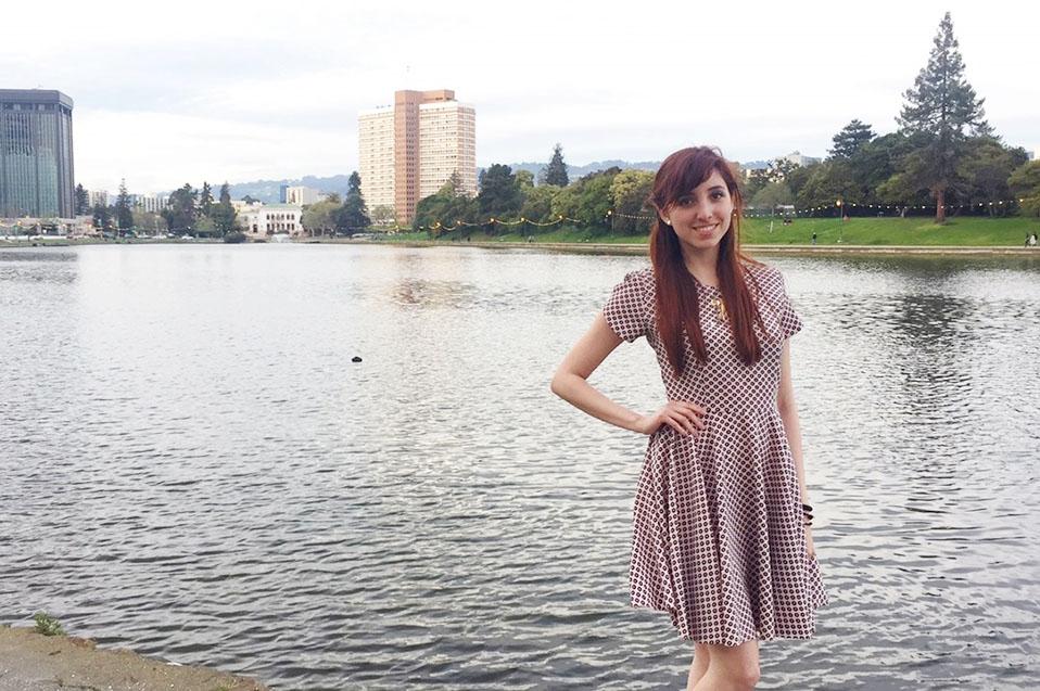 Recién egresada obtiene internship en San Francisco
