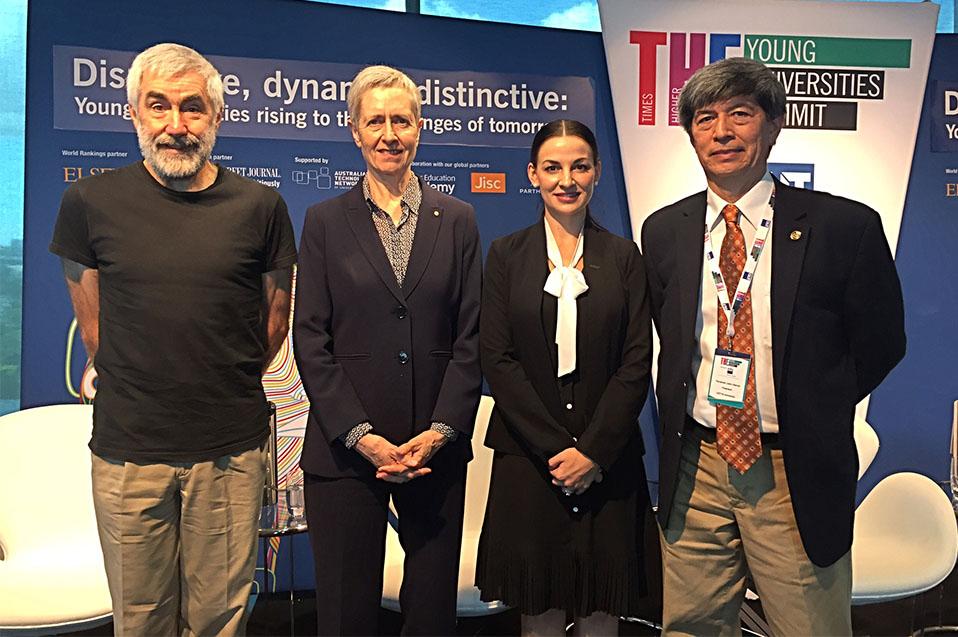 Es CETYS parte de Cumbre Mundial en Australia