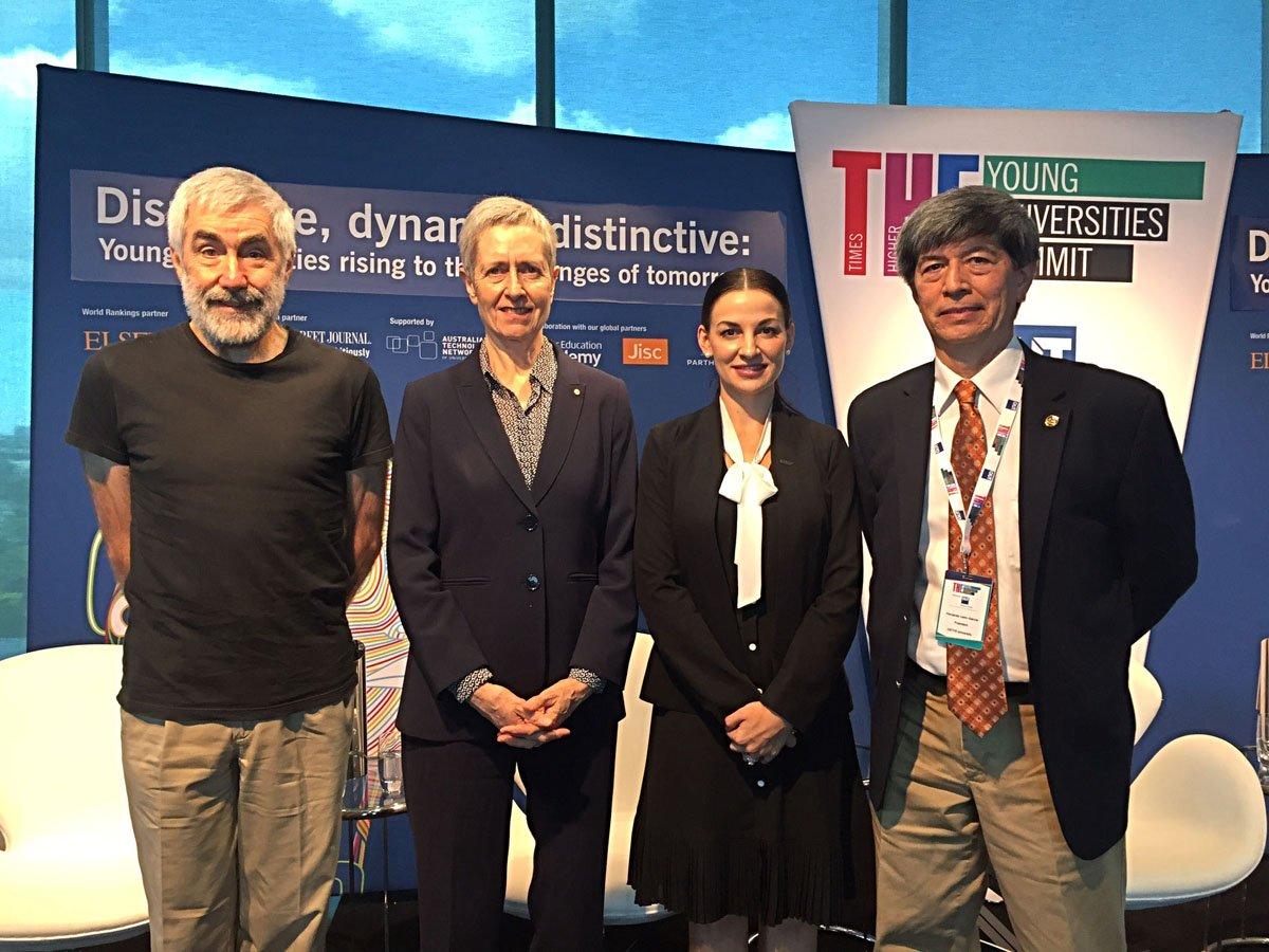 CETYS es parte de cumbre mundial universitaria en australia
