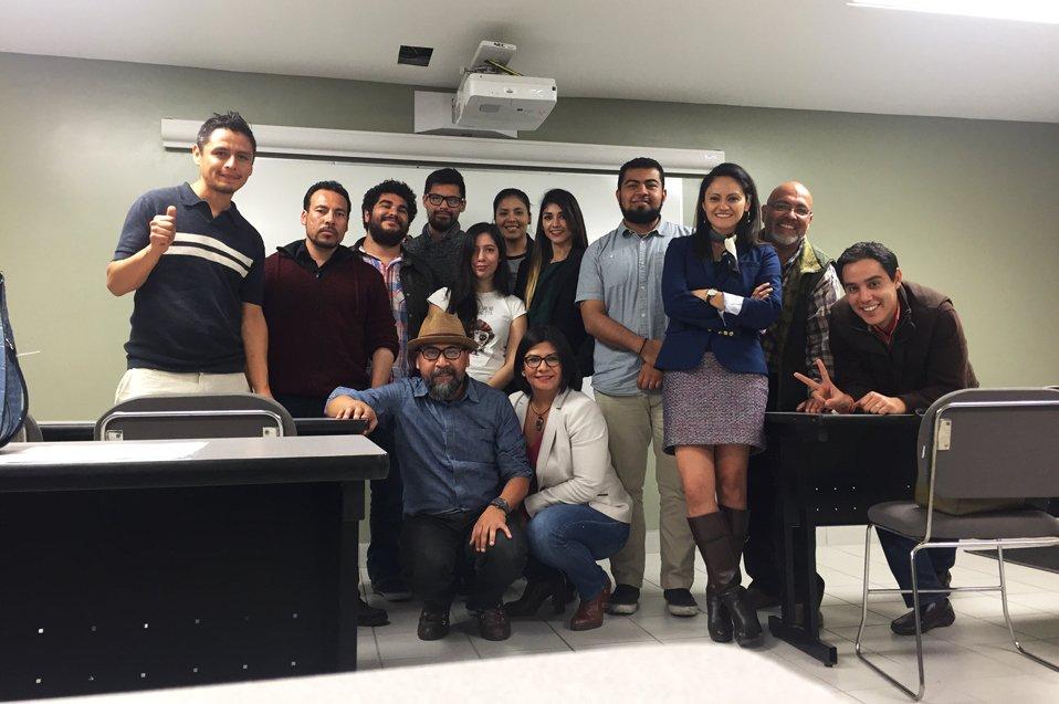 Fortalecen idioma inglés en reporteros de Tijuana