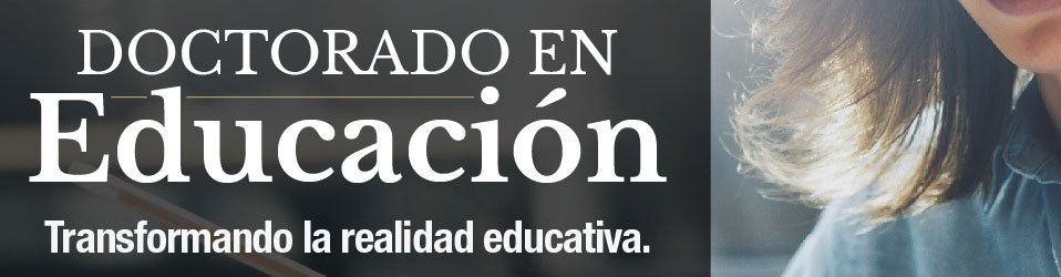 doctorado educacion banner