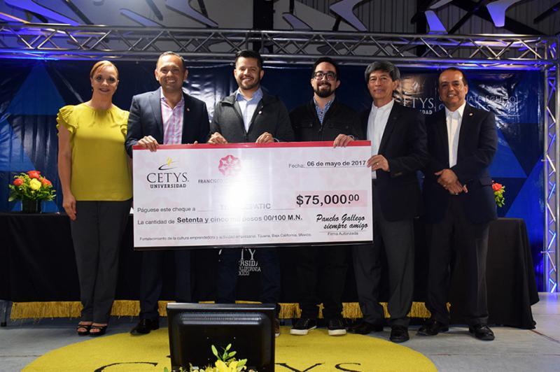 Proyecto incubado en CETYS representará a México en Feria de Innovación Internacional