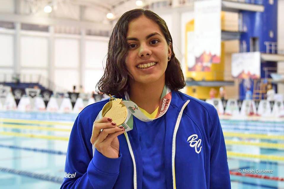 Consigue atleta del CETYS medallas en Olimpiada y Nacional