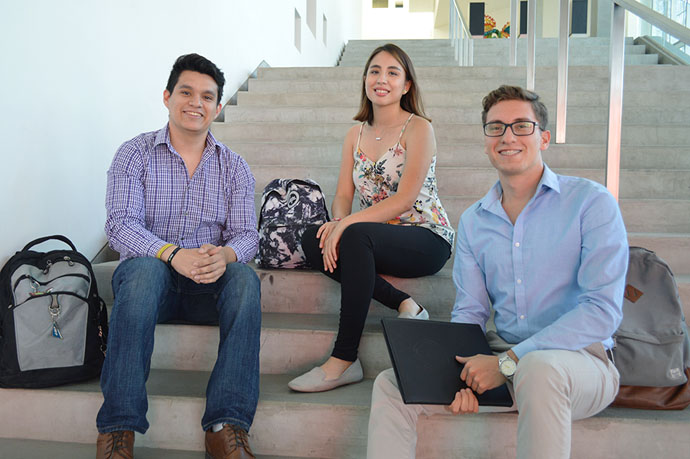 Buscan ser líderes de cambio en Programa Binacional