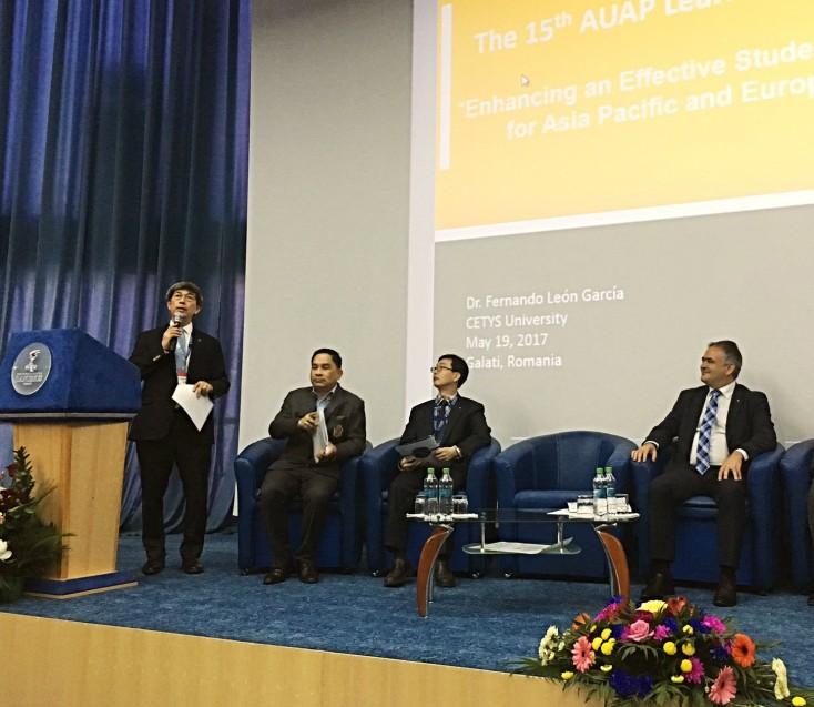 CETYS es parte de conferencia con líderes de educación internacional