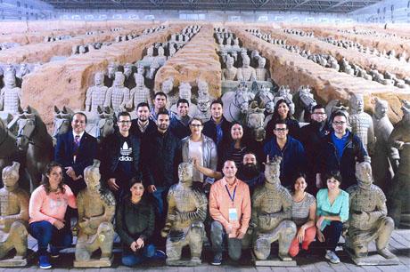 Alumnos MBA comparten experiencia internacional en China