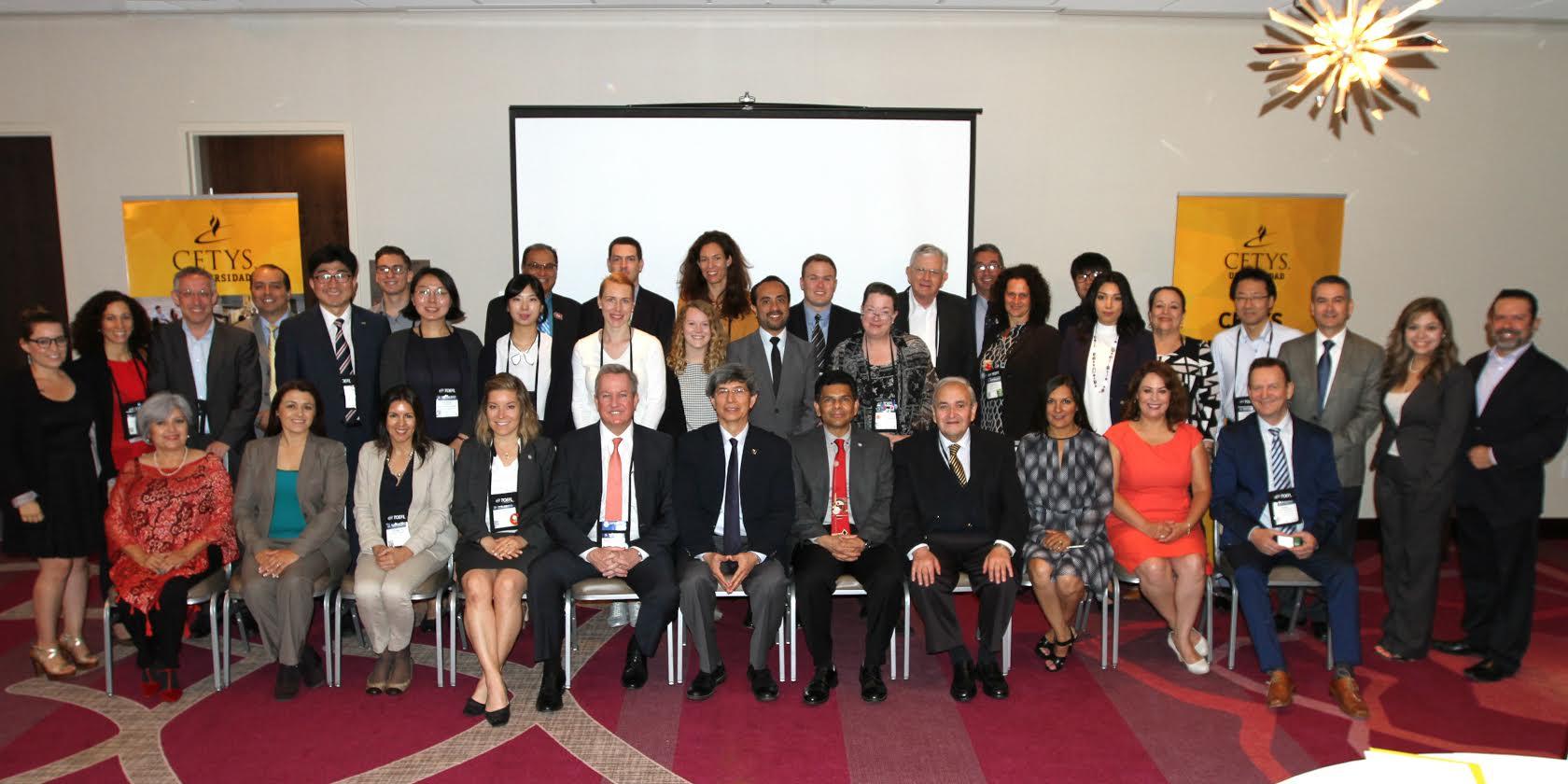 CETYS fortalece alianzas con universidades de América, Europa, África Y Asia.