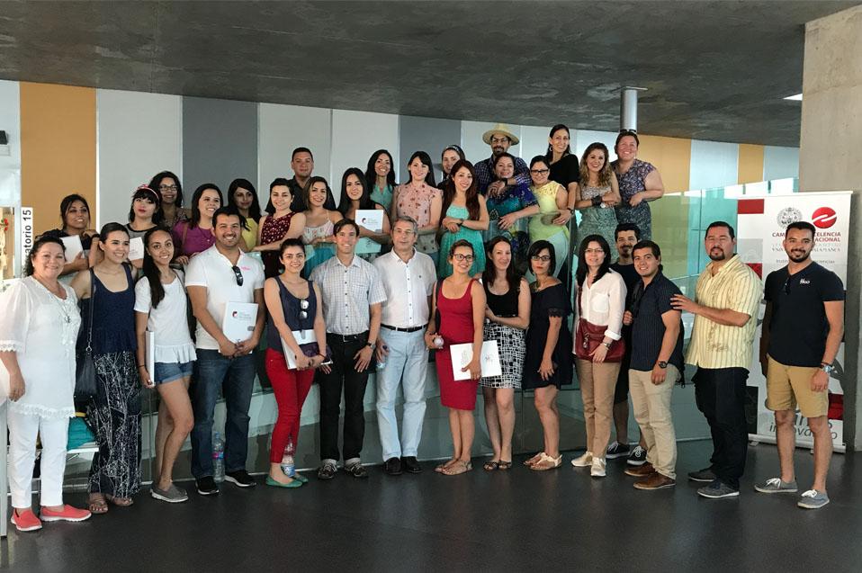 Estudiantes de posgrado CETYS cursan programa de verano en Europa