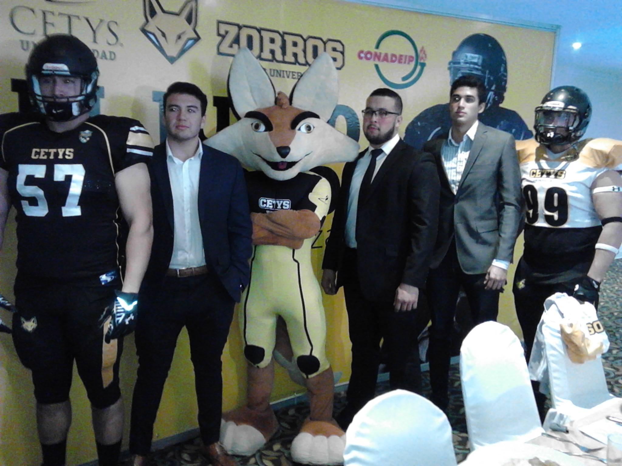 Zorros del CETYS Tijuana reciben a Borregos Salvajes del ITESM Querétaro.