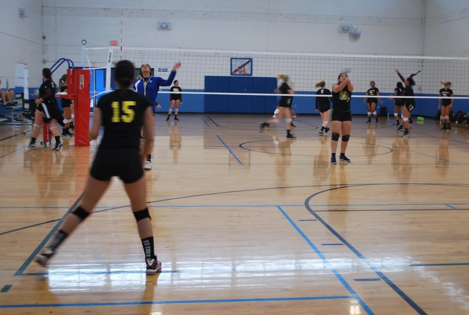 CETYS fortalece su proyecto de voleibol femenil