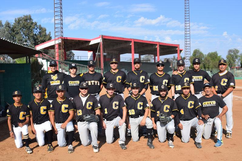 Dura competencia para CETYS en beisbol juvenil