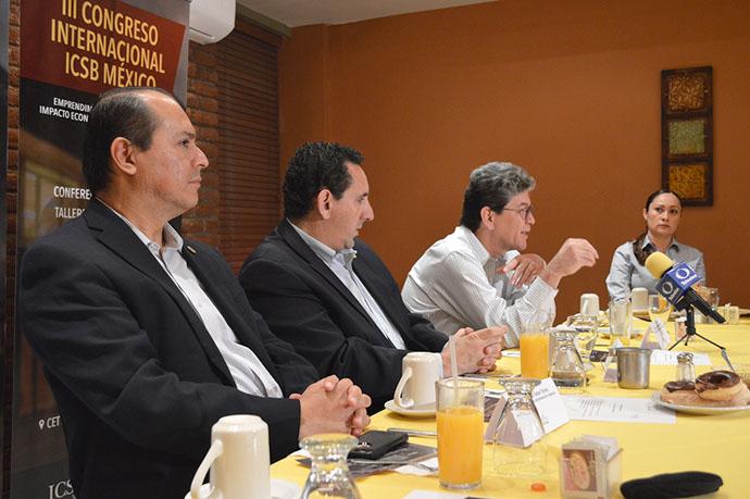 Emprendimiento Social tema a tratar en Congreso ICSB