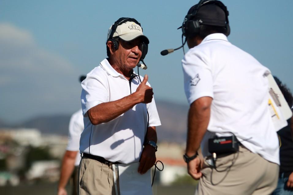 Ernesto Campa, entrenador en jefe de Zorros Tijuana