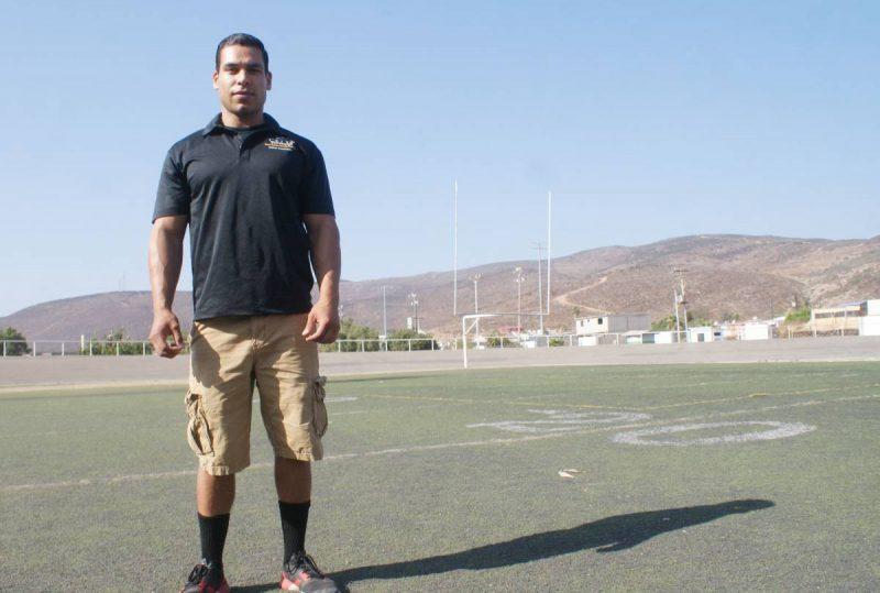 """Juan Carlos """"Ojitos"""" García, entrenador en jefe de CETYS"""