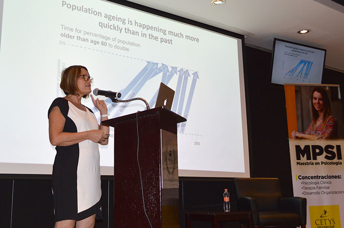 Es envejecimiento tema para la Neurociencia y la Psicología