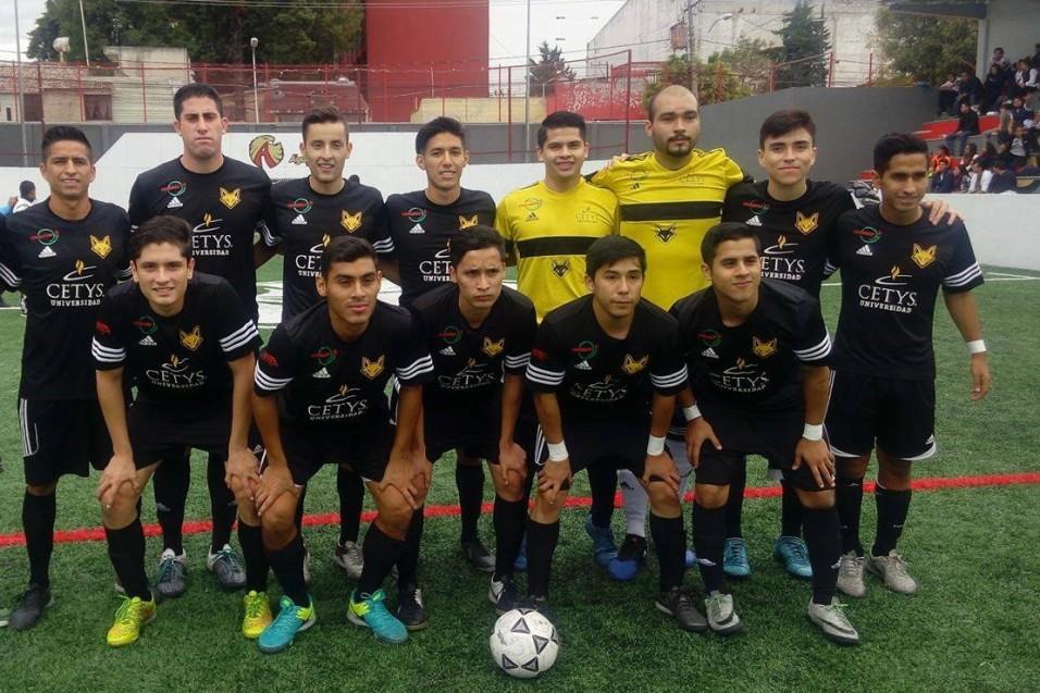 CETYS Tijuana a semifinales en Nacional de Futbol Rápido