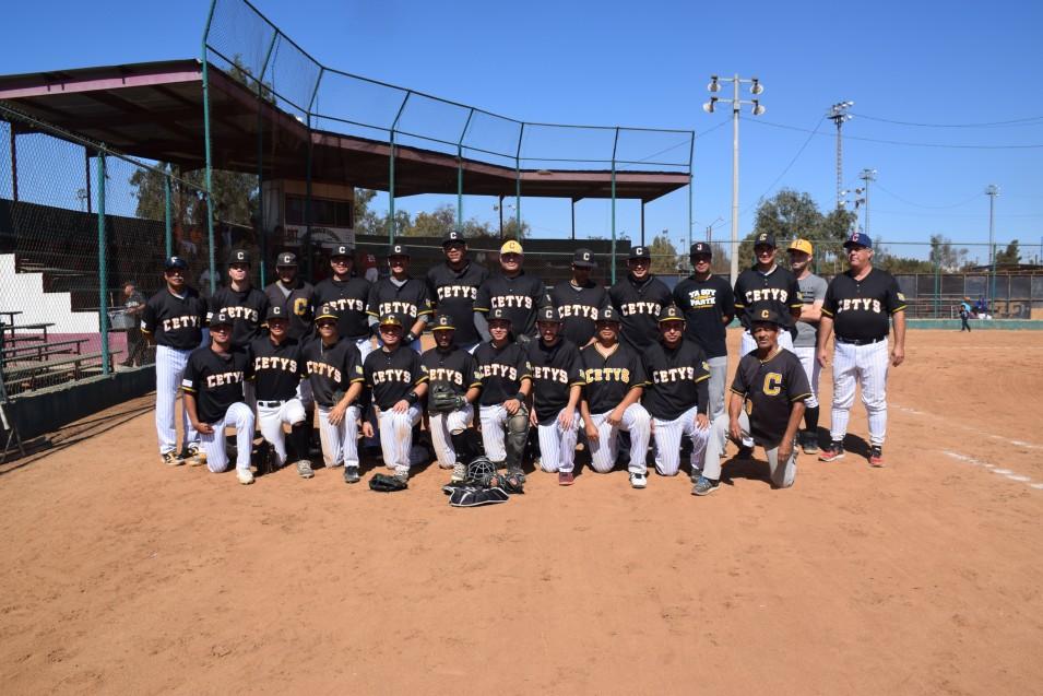 Amplia actividad de beisbol para CETYS Tijuana