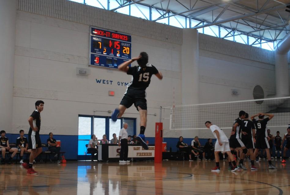 Otro buen voleibol de Zorros en San Marcos