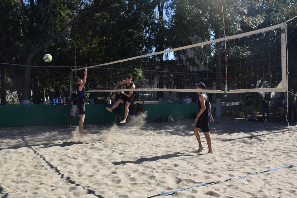 CETYS Tijuana, presente en Nacional de Voleibol de Playa