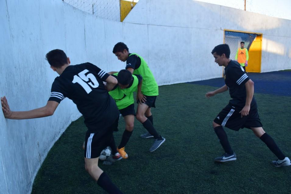 Zorros Tijuana esperan dura competencia en canchas de UPAEP.