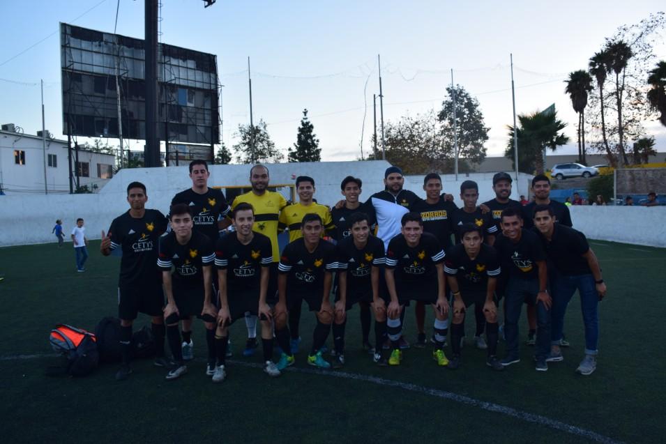CETYS Tijuana califica a Nacional de Futbol Rápido