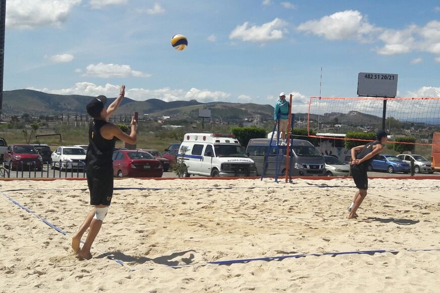 CETYS Tijuana a semifinales nacionales de voleibol de playa