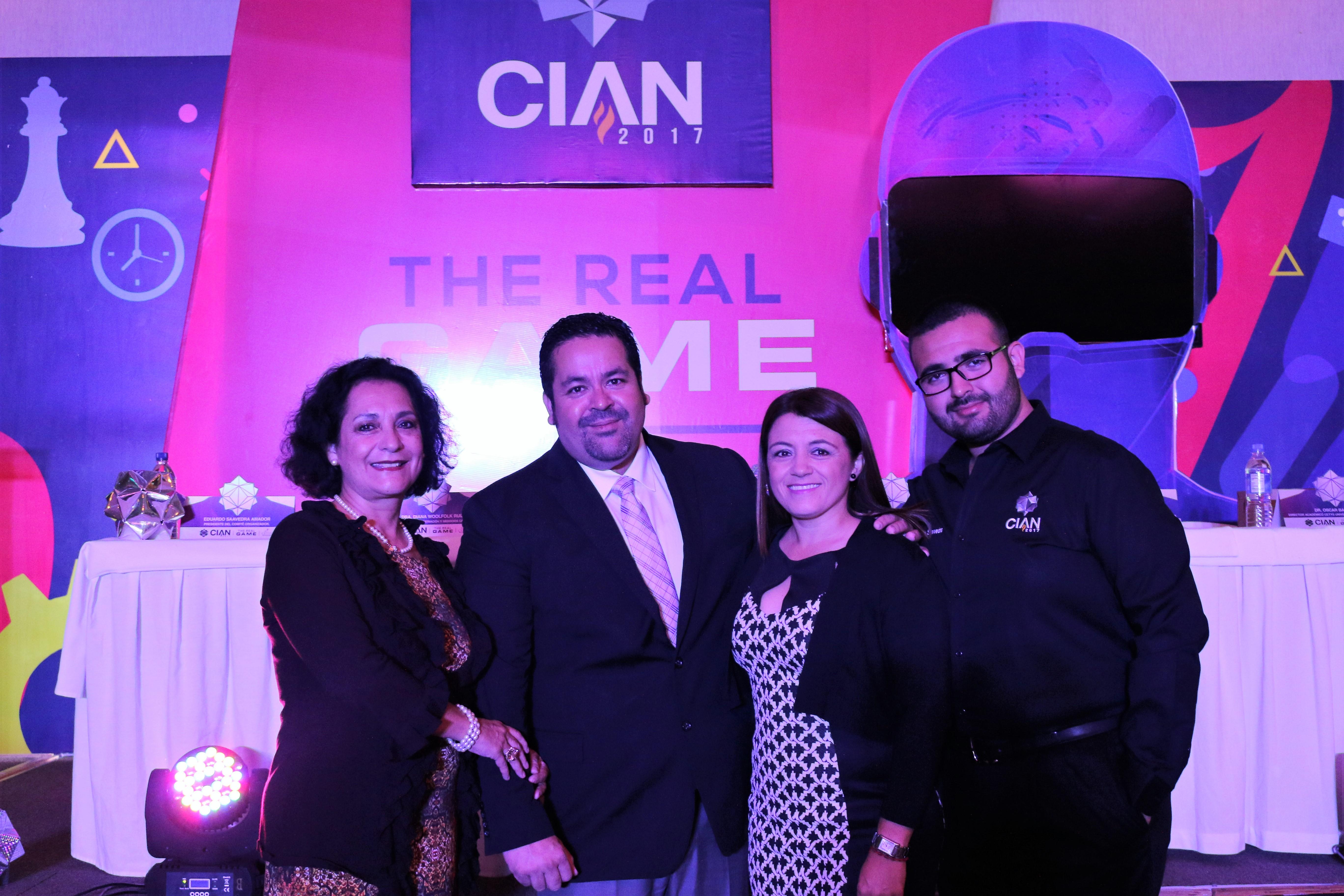 CIAN 2017