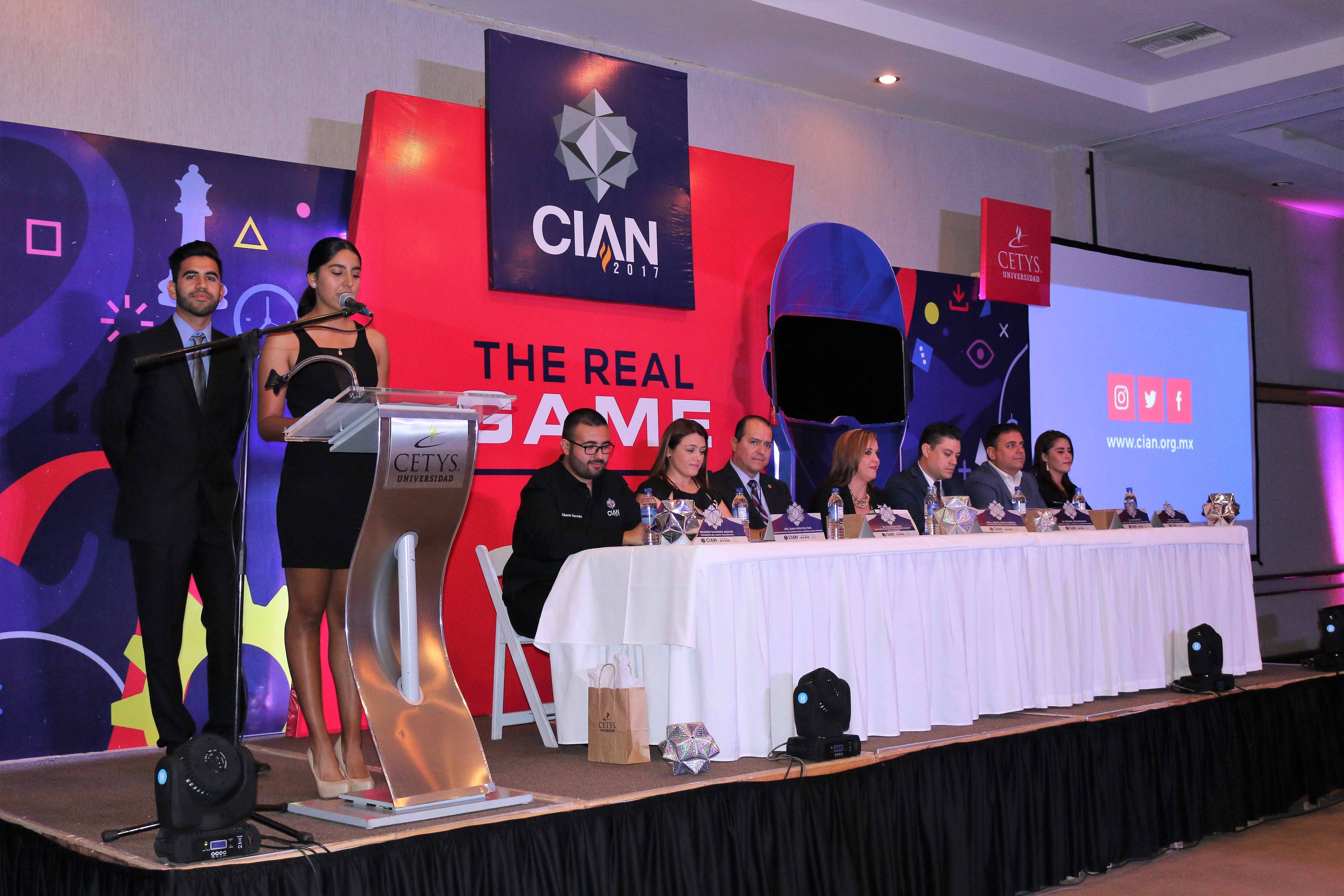 En México hacen falta jóvenes que desarrollen ideas y crezcan aquí: CIAN 2017