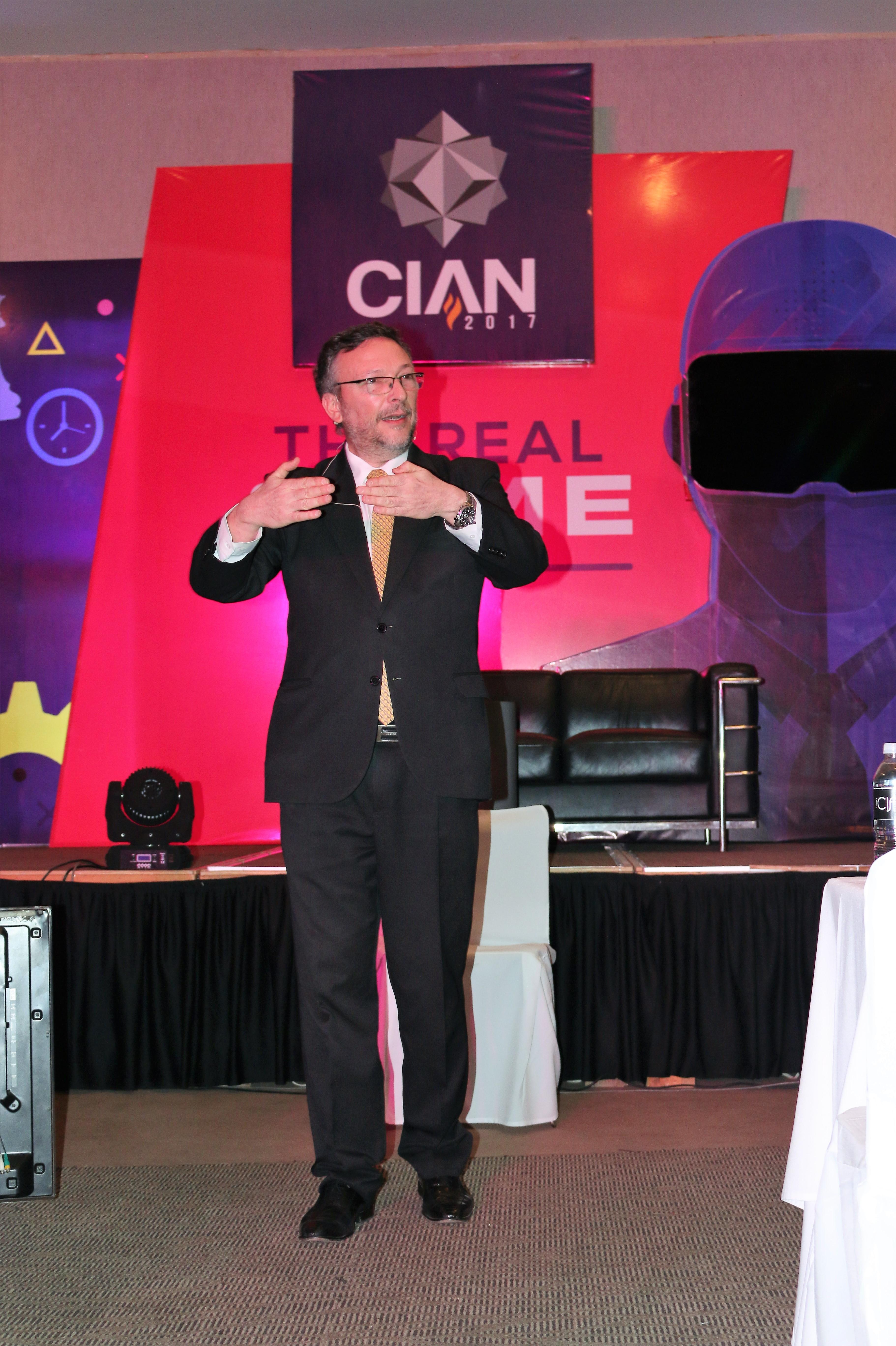 Patricio Peker CIAN 2017