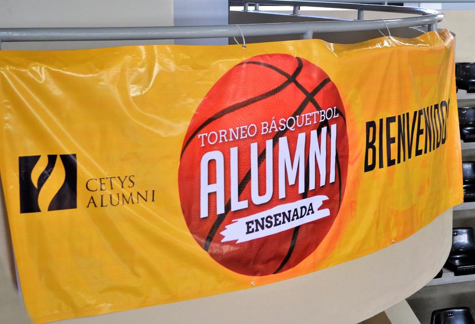 Revive el primer Torneo de Básquetbol Alumni