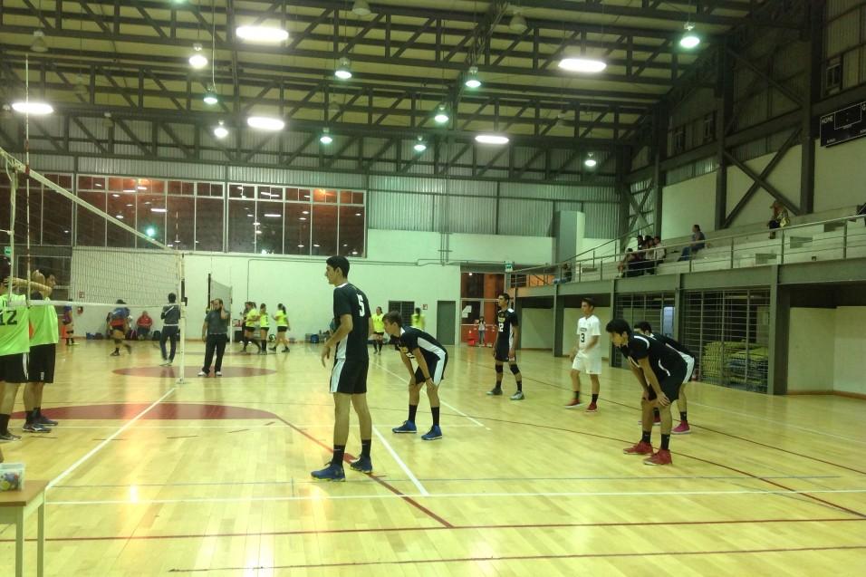 Ardua semana para voleibol de CETYS Universidad