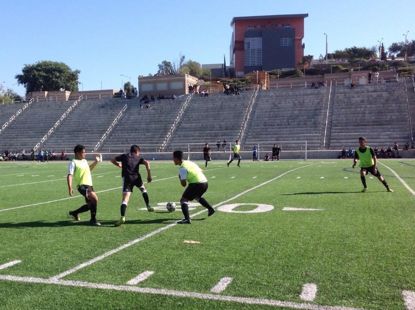Zorros Tijuana reciben a Inst. Kolbe este 11 de octubre.