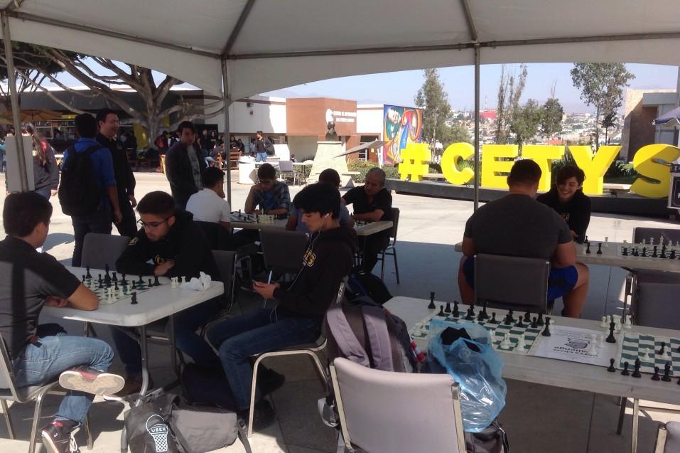 CETYS Tijuana tiene proyectos de ajedrez en puerta