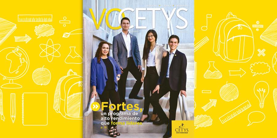 Vocetys 33 – Fortes, un programa de alto rendimiento que forma líderes