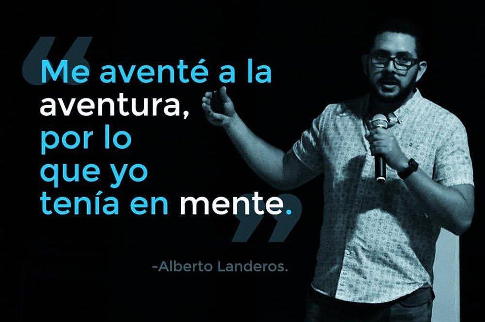 Del CETYS a Hollywood: Alberto Landeros