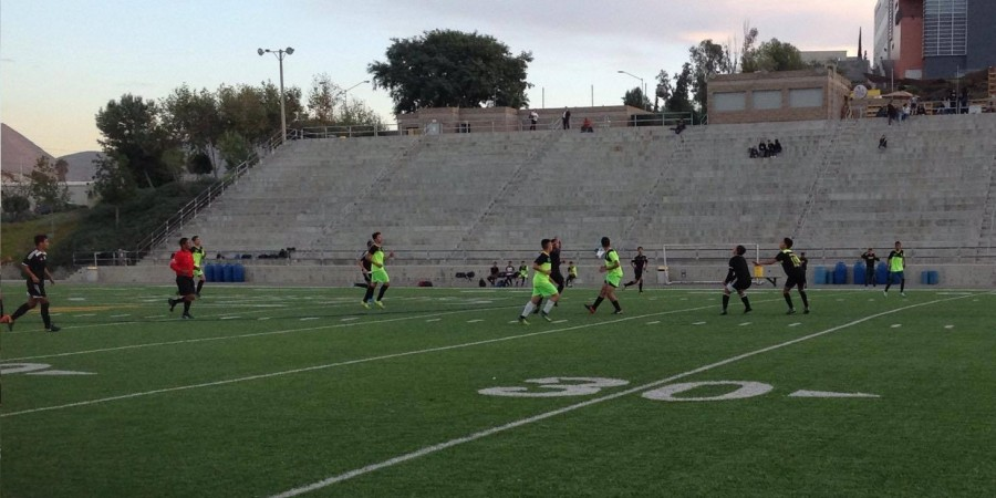 CETYS Tijuana - Futbol soccer CONADEMS