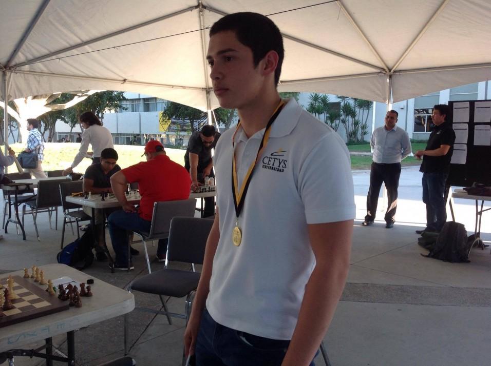 Emiliano Varela, ganador de este año.