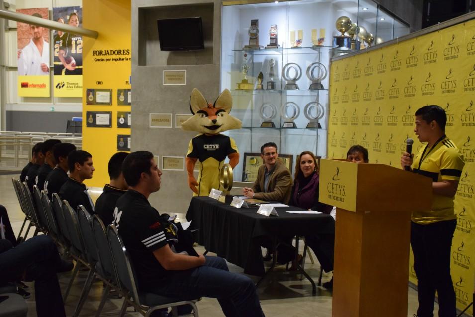 Roberto Cruz, portero artífice en coronación de CETYS Tijuana.