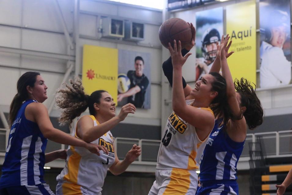 Zorros Femenil cierra triunfante la primera vuelta de Liga ABE