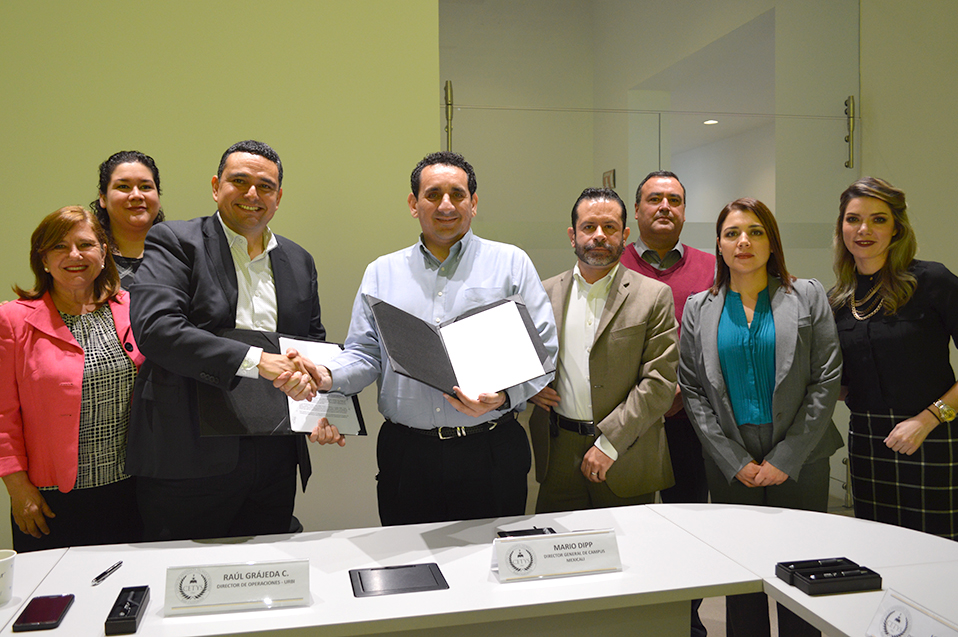 Se suma URBI al programa Beca con la Industria de CETYS
