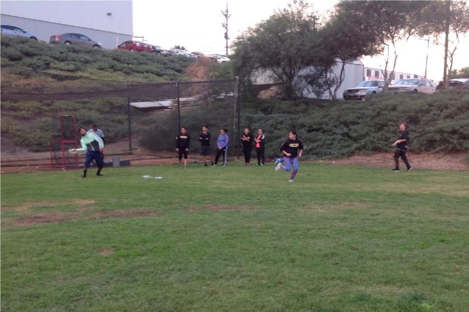 Las prácticas son los lunes y miércoles al oeste del Estadio MAF.