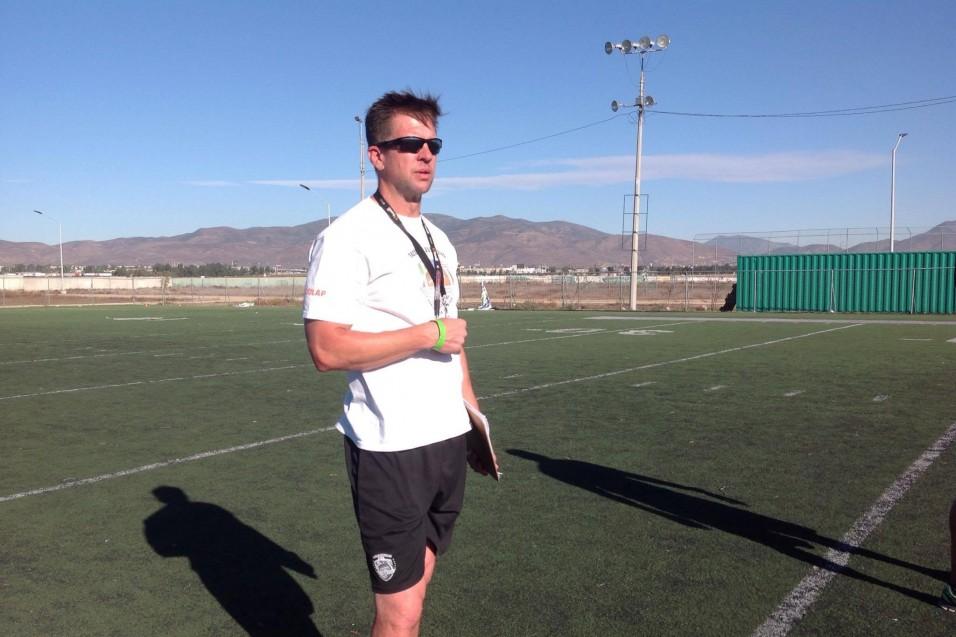 """""""La competencia interna es abierta, todos pueden jugar"""", dijo el entrenador."""