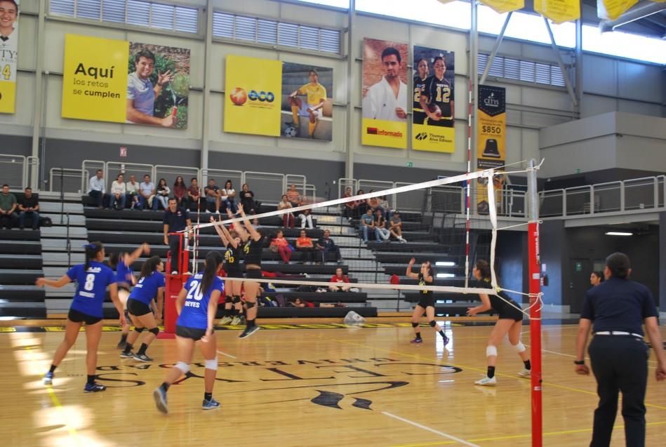 Voleibol femenino de CETYS seguirá el ejemplo varonil en CONADEIP