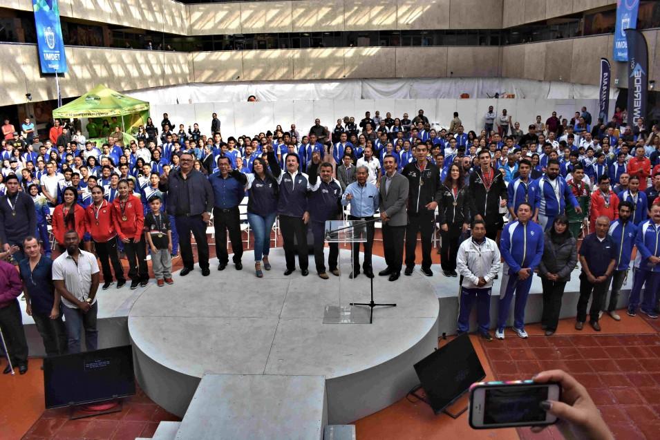 Premio Municipal del Deporte para estudiantes de CETYS Tijuana