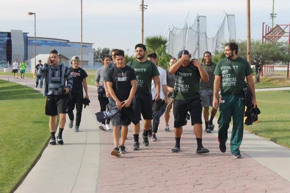 Equipos de México y Estados Unidos llegaron a Tijuana