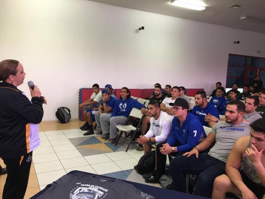El equipo mexicano entrenará en el CAR y en UABC.