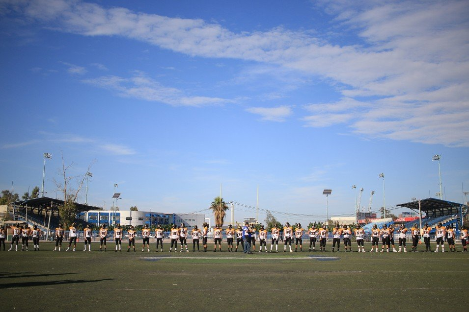 Zorros Tijuana, digno finalista del Tazón Baja XXIX